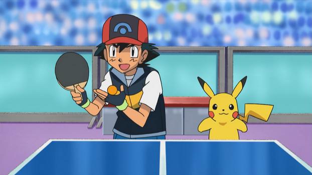 Pokémon Ping Pong Tournament Top 32