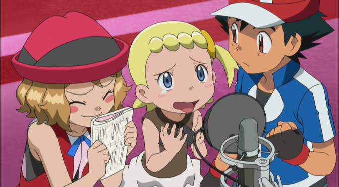 Doppiatori di Ash