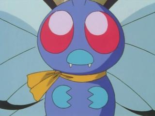 Butterfree di Ash