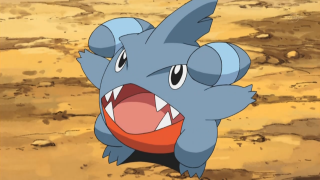 how to get gible in heartgold