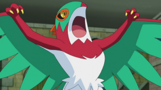 Hawlucha di Ash