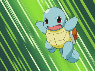 Squirtle di Ash