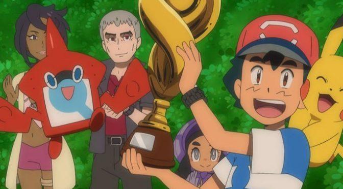 La bufala su Ash Ketchum diventato Maestro Pokémon